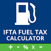IFTA - Fuel Tax Calculator