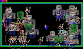 Screenshot of Lagertron