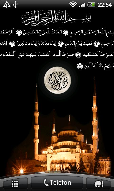 Mosque Live Wallpaper - screenshot