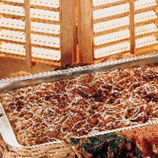 Graham Streusel Coffee Cake.