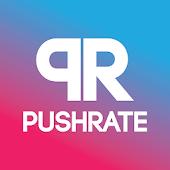Pushrate