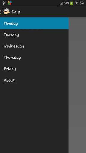 ICT Timetable