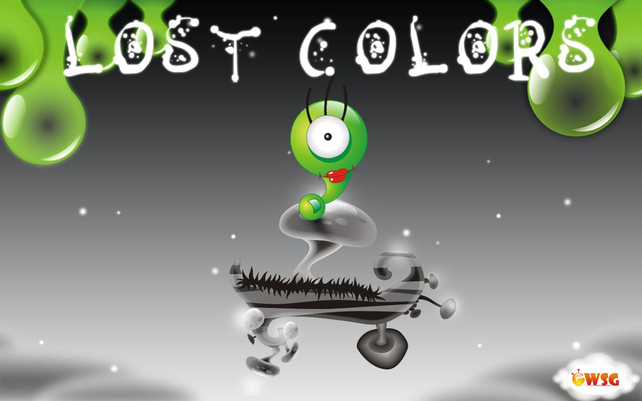 Lost Colors: world of monsters- screenshot