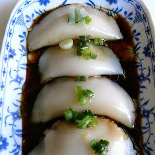 Hue Rice Dumplings (Banh Xep Chay)
