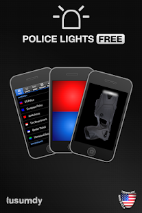 Police Lights Free- screenshot thumbnail