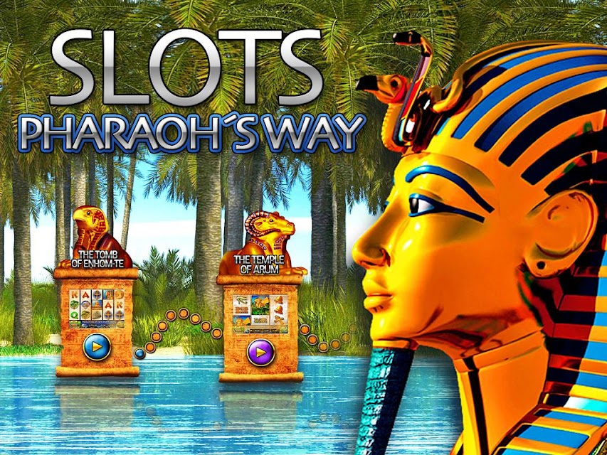 Slots - Pharaoh's Way screenshots