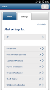 Arvest Mobile Banking - screenshot thumbnail
