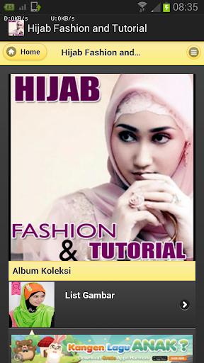 【免費生活App】Hijab Fashion and Tutorial-APP點子
