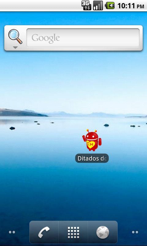 Ditados do Chapolin- screenshot