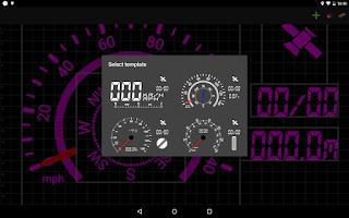 Screenshot of MyHUD