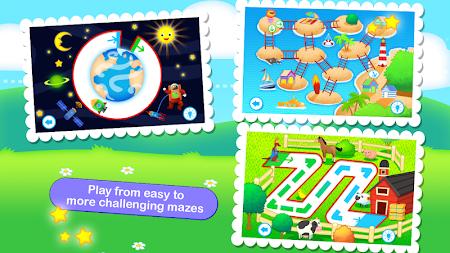 Toddler Maze 123 for Kids Free 2.4 screenshot 314732