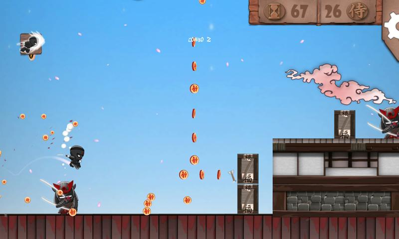 Ultimate Ninja Run Game- screenshot