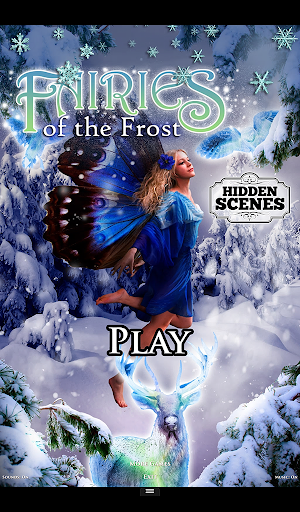 Hidden Scenes - Frost Fairies