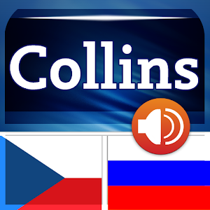 Czech<>Russian Gem Dictionary Icon