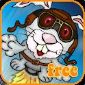 Rocket Bunny Free logo