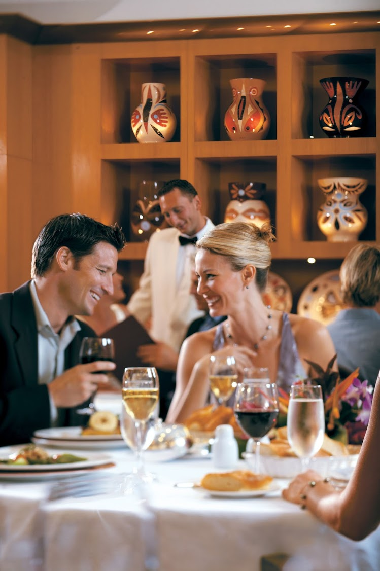 The moment you're greeted at L'Etoile aboard the Paul Gauguin, you know you're in for an exquisite dining experience.