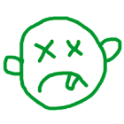 Dead2Me Call & Text Blocker icon