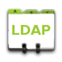 Contacts LDAP icon