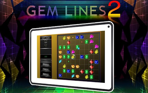 Gem Lines- screenshot thumbnail