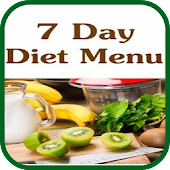 7 Day Diet Menu