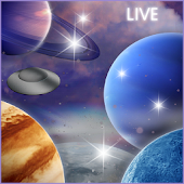 Space 3D Live Wallpaper