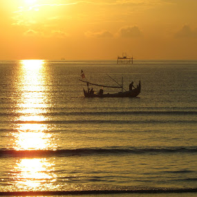 by Budi Wahono - Landscapes Sunsets & Sunrises (  )
