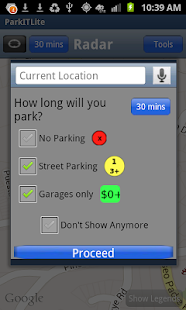 Park.IT - SF Parking EZ - screenshot thumbnail