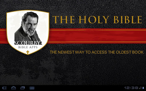 Scourby Bible Android Tablet