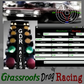 Grassroots Drag Racing logo
