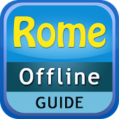 Rome Offline Travel Guide