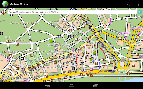 Offline Map Madeira Portugal Android Apps On Google Play - Portugal map app