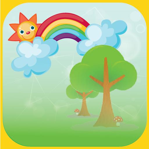 記憶遊戲的孩子是一個偉大而精彩的比賽 解謎 App LOGO-APP試玩