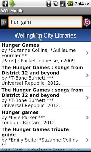【免費書籍App】Wellington City Libraries-APP點子