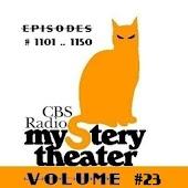 CBS Radio Mystery Theater V.23