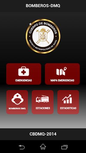 Cuerpo de Bomberos de Quito