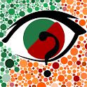 Color Blindness Test logo