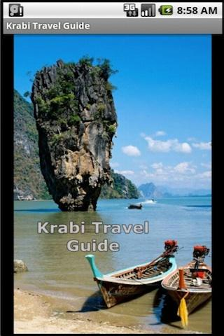 Krabi Travel Guide- screenshot