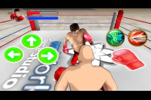 Boxing Fighting 3D - Real Free
