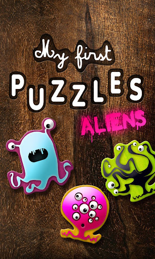 My first puzzles : Aliens