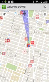 Instago Street View Navigation Screenshot 3