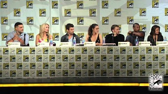 The Originals: 2014 Comic-Con Panel