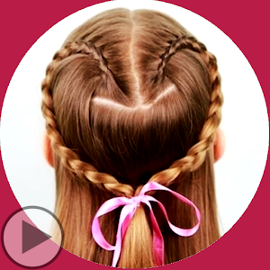 Hairstyle Girl Tutorial Android Apps On Google Play - Girl hairstyle video