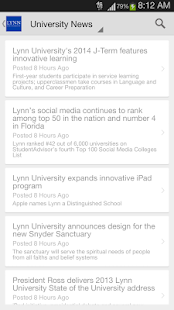 Lynn University- screenshot thumbnail