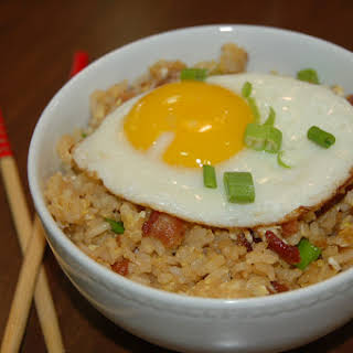 Breakfast Fried Rice.