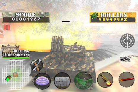 Tank War Defender 2 - screenshot thumbnail