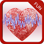 Finger Print Heart Beat Prank