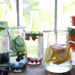 How to Make Flavored Water.