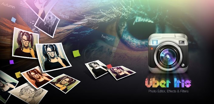 Uber Iris PRO - Photo Filters apk