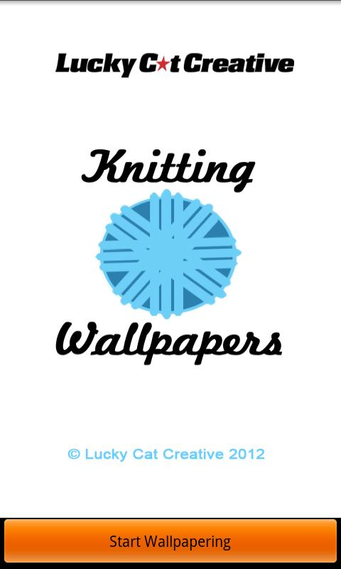 Knitting Wallpapers - screenshot