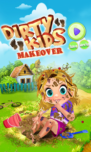Little Dirty Kids Makeover